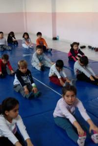 İsmail Kakaç'ta Yaz Okulu Etkinlikleri