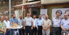 'Türkiye'yi Ayakta Tutmak İstiyoruz'