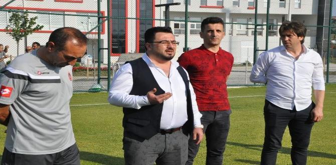 """""""Söz Artık Teknik Heyet ve Sporcularda"""""""
