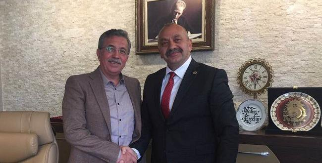 Ankara'dan Ortaköy'e Destek Geldi
