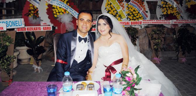 Gür'den Oğlu Serkan'a Muhteşem Kır Düğünü