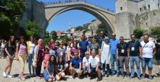 Türk Eğitim-Sen Balkanları Gezdi