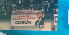 AK Parti Kongresine Çorum Damga Vurdu