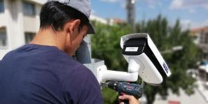 Akıllı Kavşak Kameraları Yenileniyor