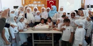 Kur'an'a Geçen Çocuklar Taçlandı