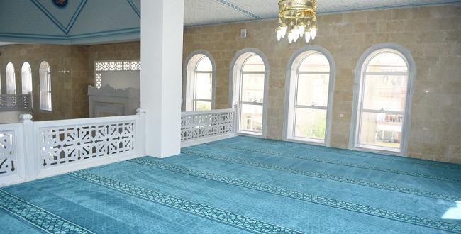Mehmet Zahit Kotku Camii İbadete Açılıyor