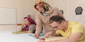 Engellilere Kur'an Eğitimi