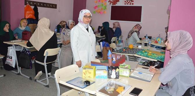 Okul Öncesi Çocuk Gelişimi ve Eğitim Kursu