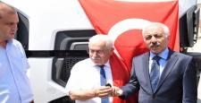 Osmancık, Çöp Transfer Aracına Kavuştu