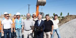 Ulukavak'a Atık Su Kolektör Hattı