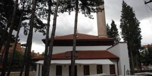 Kadıasker Caminin Restorasyonu Yapıldı