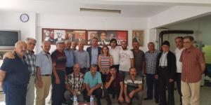 CHP İlçe Danışma Toplantılarını Yapıyor