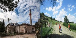 Elvan Çelebi Köyü Temizlendi