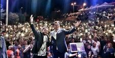 Laçin'de Muhteşem Konser