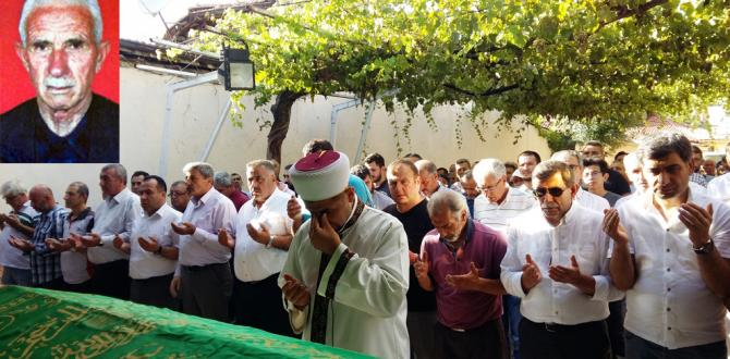 Mahmut Arslan, Son Yolculuğuna Uğurlandı