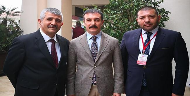 İzmir'e Sungurlulu Başkan