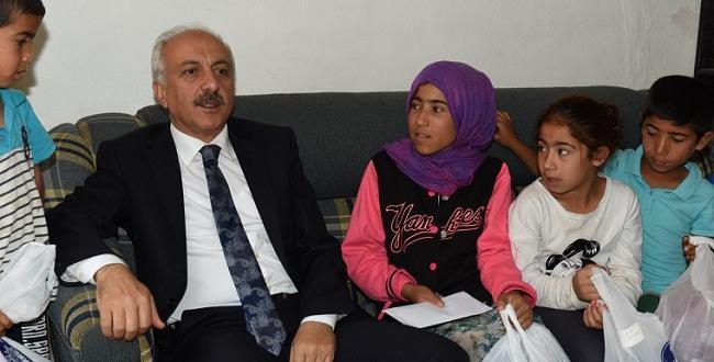 Iraklı Aileye Beyaz Eşya Yardımı