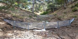Kargı'da Erozyon Çalışmaları Yapıldı