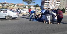 Sungurlu'da Feci Kaza: 4 Yaralı