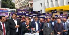 AK Parti Adnan Menderes'i Andı
