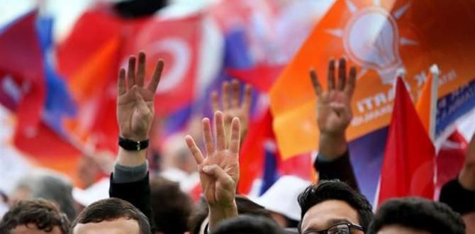 AK Parti İlçeler İçin Anket Yapıyor