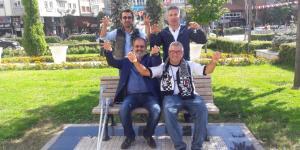 Tek Hayali Beşiktaş'ı Canlı İzlemek