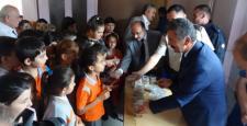 İskilip'te Aşureli İlköğretim Haftası