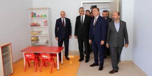 Çorum'da Çocuk İzlem Merkezi Açıldı
