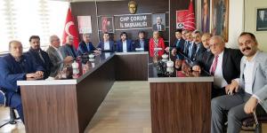 CHP, Aday Adayları Mülakata Aldı