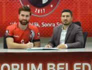 Belediyespor Voleybol Takımına Takviye
