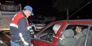 Jandarma ve Polis Denetim Yaptı