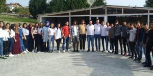 ÜNİAK Öğrencilerle Biraraya Geldi