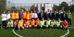TÜGVA Futbol Turnuvası Başladı