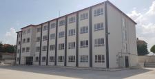Alaca'ya Bir Okul Daha
