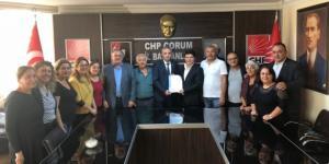CHP'de Başvurular Devam Ediyor