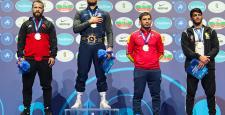Fatih Erdin Gümüş Madalya Aldı