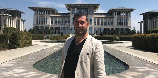 Milli Güreşçi Boğazkale'ye Aday Oldu