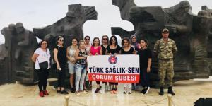 Kadın Komisyonu Kıbrıs'ı Gezdi