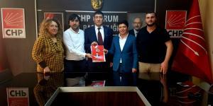 Belediye İçin İlk Başvuru CHP'ye Yapıldı