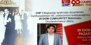 CHP'den, Cumhuriyet Balosu