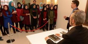 Öğrenciler 15 Temmuz'u Müzesini Gezdi