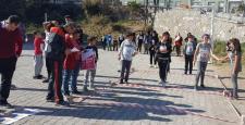 Bayat'ta İlk Kez Oryantiring Yarışı Yapıldı