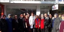MHP'li Kadınlardan Kan Bağışı