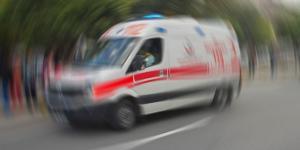 Görünmez Kaza Sonucu Yaralandı