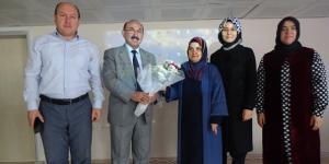 Türkmen'den Namaz Konferansı