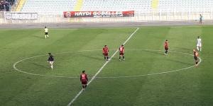 Kralsın Yeni Çorumspor 0-1