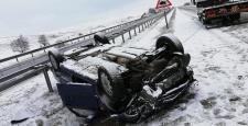 Bu Kaza Ucuz Atlatıldı