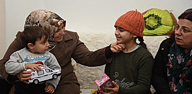 Halime Gül'den Anlamlı Ziyaret