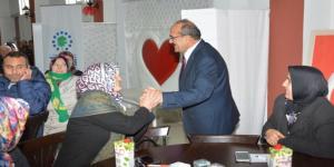 Başkan Şen'e Teşekkür Ettiler