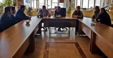 CHP'den, Şehit Aileleri Derneği'ne Ziyaret